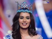 Manushi Chhillar: Miss World 2017 kommt aus Indien
