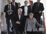Reaktionen: Seehofer: Aus für Jamaika ist eine Belastung für Deutschland