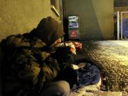 Berlin: Ein Bus fährt gegen das Elend: Immer mehr Obdachlose in Berlin