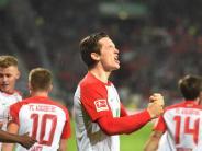 """FC Augsburg: Michael Gregoritsch: """"Wir sind fokussiert, aber ruhig"""""""