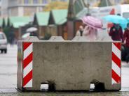 Essen: Polizei vereitelt islamistischen Anschlag auf Weihnachtsmarkt