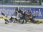 Eishockey: Augsburger Panther verlieren auf Augenhöhe gegen Ingolstadt