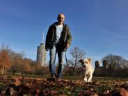 Impressionen: Die Augsburger genießen die Novembersonne
