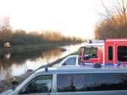 Gersthofen: Taucher suchen im Lechkanal nach Vermisster