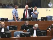 Kriegsverbrechen: Das letzte Urteil: Lebenslang für Ex-General Ratko Mladic