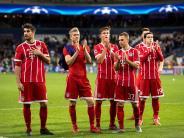 """Champions League: """"Bayern irrt in Anderlecht umher"""": Die Pressestimmen zum Bayern-Spiel"""