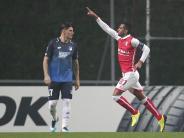 Nach 1:3 in Braga: Aus auch für Hoffenheim in der Europa League