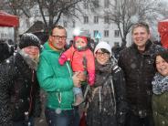 Bildergalerie: Adventszauber mit Schneegestöber