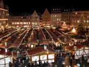 Augsburg: Christkindlesmarkt eröffnet: So sorgt die Polizei für Sicherheit