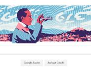 Google Doodle: Google ehrt heute Christian Doppler