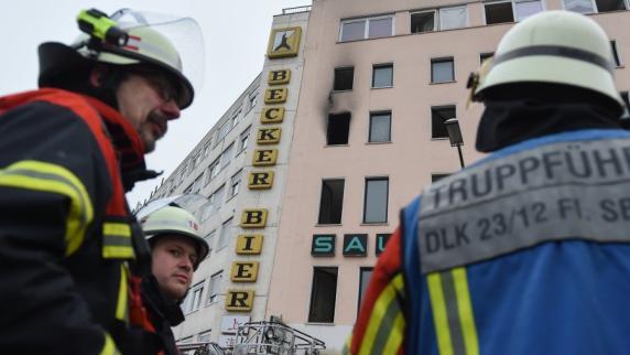 Tragödie in Saarbrücken Mindestens vier Tote bei Wohnhaus-Brand