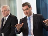 Bayern: CSU geht mit Hoffnung und Furcht ins Jahr 2018