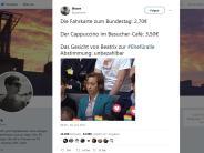 Soziale Netzwerke: Die erfolgreichsten deutschen Tweets des Jahres 2017