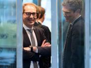 Interview: Herr Dobrindt, sind Sie der Verlierer der CSU-Doppelspitze?