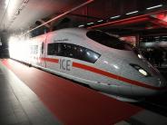 Berlin-München: Nicht in unter vier Stunden: ICE-Sprinter bleibt auf Rückfahrt stehen