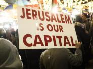 Kommentar: Jerusalem kann auch die Hauptstadt zweier Staaten sein