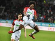 FC Augsburg: Die FCA-Spieler in der Einzelkritik: Eine fast tadellose Leistung