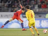 WM-News-Blog: Deutscher WM-Gegner: Südkorea nur mit 2:2 gegen China