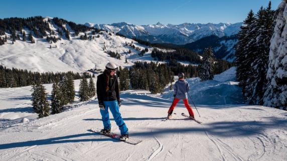 Allgäu: Wo man im Allgäu bereits Skifahren kann
