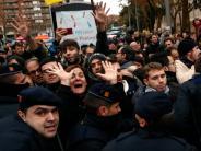 News-Blog: Streit um Kunstwerke heizt Katalonien-Streit an