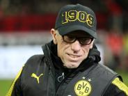 Bundesliga: Mit Stöger kann der BVB wieder gewinnen