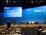 CSU: CSU-Parteitag beginnt: Das sind die spannendsten Momente