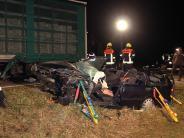 Kreis Günzburg: Zwei Frauen bei Unfall schwer verletzt