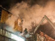 Hamburg: Großeinsatz wegen Brand auf Hamburger Musikbunker