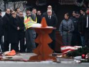 Terroranschlag von Berlin: Kein einfacher Termin: Merkel trifft die Hinterbliebenen der Terroropfer