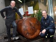 Augsburg: Die Bombe schweißte diese beiden Männer zusammen