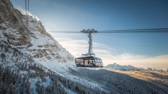 Neue Rekord-Seilbahn fährt nun auf den Gipfel der Zugspitze