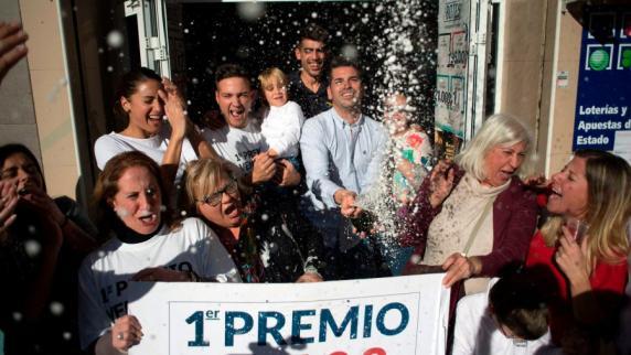 El Gordo: Glück für vier Deutsche