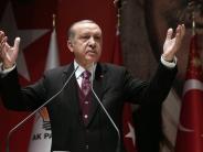 News-Blog: Türkei: Erdogan kündigt Belagerung von Afrin in Syrien an