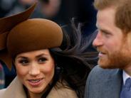 Meghan Markle: Sandringham: So war Meghan Markles erstes Weihnachten mit der Queen