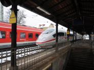 Augsburg: Fernzüge bremsen den Nahverkehr aus