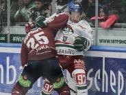 Eishockey: Panther liefern Berlin einen großen Kampf