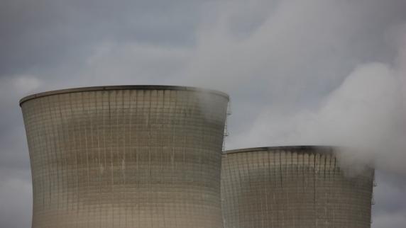 Block B im Atomkraftwerk ist seit heute endgültig vom Netz