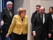 Hintergrund: Fahrplan zur Regierungsbildung von Union und SPD