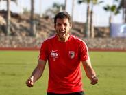FC Augsburg: Gojko Kacar will seinen Vertrag wohl nicht verlängern