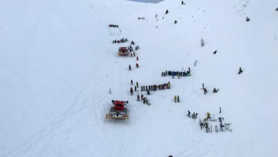 Deutscher stirbt durch Lawine in Tirol