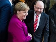 Regierungsbildung: Union und SPD starten Sondierung