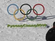 Olympia 2018: Olympische Winterspiele 2018: Zeitplan und Zeitverschiebung