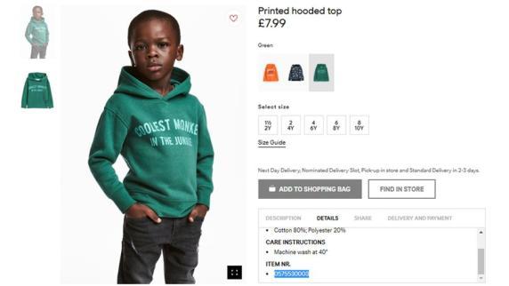 Nach H&M-Skandal: Familie muss