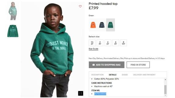 H&M-Foto: Familie von Kindermodel aus Angst umgezogen