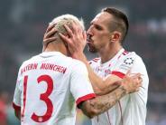 FC Bayern: Ein Start nach Maß: Bayern eröffnen Rückrunde mit Sieg in Leverkusen