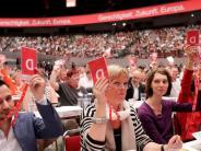 NRW schickt die meisten: Wer stimmt auf dem SPD-Parteitag ab?