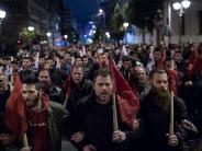 Griechenland: Proteste gegen Verschärfung des Streikrechts