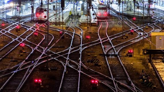 Die Deutsche Bahn investiert über eine Milliarde Euro in Bayerns Schienennetz