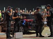 Brasilien: Auto fährt an der Copacabana in eine Menschenmenge - Baby tot