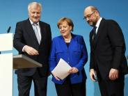 Kommentar: Der Kleinkrieg um die Große Koalition schadet Deutschland